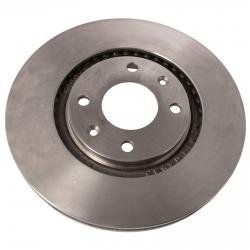 دیسک ترمز چرخ جلو هانتر کد 465530 مناسب برای سمند EF7 بسته 2 عددی