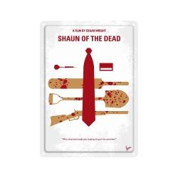 دیوارکوب مدل فیلم کد s 1201 shoun of dead