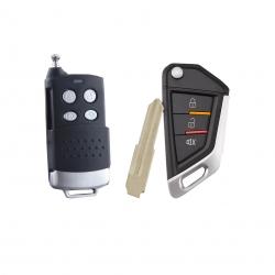 دزدگیر خودرو نوتاش مدل G PLUS کد E101 مناسب کوییک