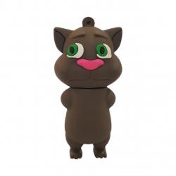 فلش مموری طرح گربه تام مدل Ul-tom02 ظرفیت 16 گیگابایت