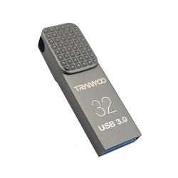 فلش مموری ترانیو مدل Q2 ظرفیت 32 گیگابایت
