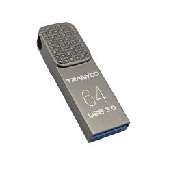 فلش مموری ترانیو مدل Q2 ظرفیت 64 گیگابایت