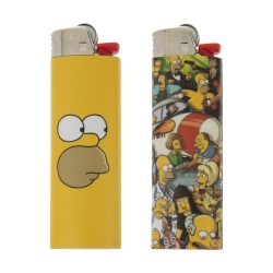 فندک بیک مدل The Simpsons مجموعه 2 عددی