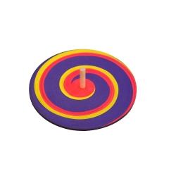 فرفره چوبی مدل spiral کد 04