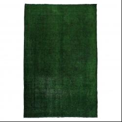 فرش دستبافت رنگ شده هشت متری مدل وینتج کد 1405143