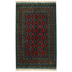 فرش دستبافت سه متری مدل ترکمن عشایری کد 991213