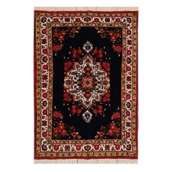 فرش دستبافت یک ونیم متری مدل بختیاری کد 1105785