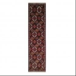 فرش کناره دستبافت طول چهار متری کد 372