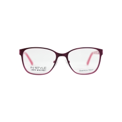 فریم عینک طبی دخترانه این استایل مدل ISEK08