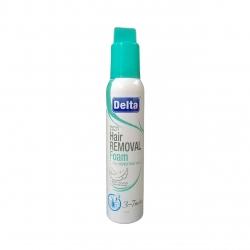 فوم موبر دلتا مدل Sensitive Skin حجم 150 میلی لیتر