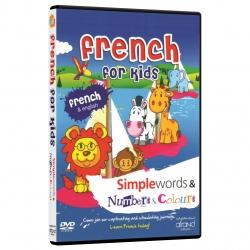 فیلم آموزش زبان فرانسوی French For Kids انتشارات نرم افزاری افرند