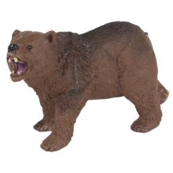 فیگور مدل خرس قهوه ای کد 0053
