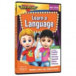 فیلم آموزش شش زبانه RockNLearn Learn a language انتشارات نرم افزاری افرند
