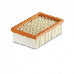 فیلتر جاروبرقی کرشر مدل Flat fold filter