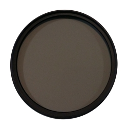 فیلتر لنز گرین ال مدل Slim CPL Gray vario 58mm
