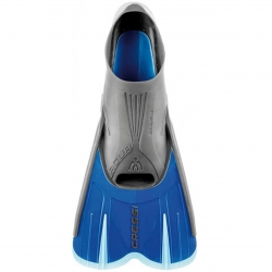 فین شنای کرسی مدل Agua Short Blue سایز 37-38
