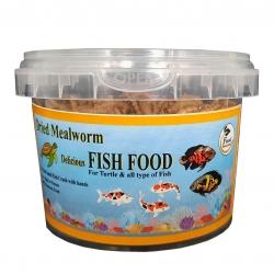 غذای خشک ماهی مدل میلورم وزن 40 گرم