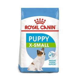غذای خشک سگ رویال کنین مدل puppy x-small وزن 1.5 کیلوگرم