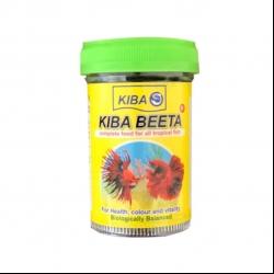 غذای ماهی کیبا مدل BEETA وزن 60 گرم