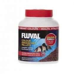 غذای تقویت رنگآبزیان فلوال مدل  fluval colour enhancing pellets کد 979046