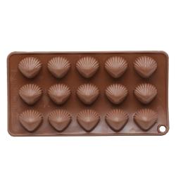 قالب شکلات مدل shell