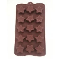قالب شکلات طرح ستاره کد 004