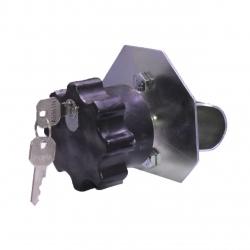 قفل زاپاس ایمن صنعت مناسب برای پژو 206