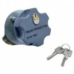 قفل زاپاس تالین  مدل 7931 مناسب برای پژو 206