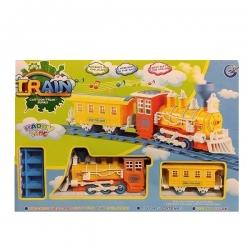قطار اسباب بازی مدل دودزا کد 2021