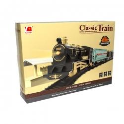 قطار بازی کنترلی مدل classic  train  کد 3022