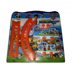 قطار بازی مدل سگ های نگهبان کد S1