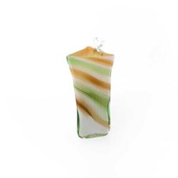 گلدان شیشه ای آرانیک مدل دیواری کد 1016400008
