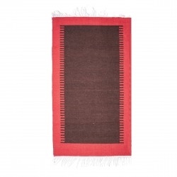 گلیم دستباف یک و نیم متری کد 54