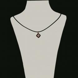 گردنبند چوکر دخترانه مدل گل