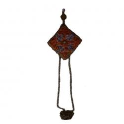 گردنبند سوزن دوزی کد l3