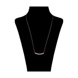گردنبند طلا 18 عیار زنانه آلند کد TGA32