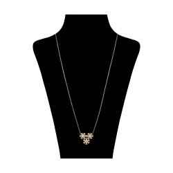 گردنبند طلا 18 عیار زنانه مایا ماهک مدل MM1225