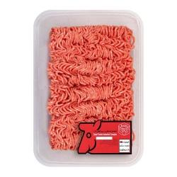 گوشت چرخکرده کوبیده ای 60% دارا – 1 کیلوگرم