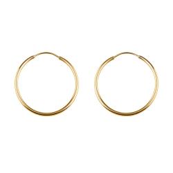 گوشواره طلا 18 عیار دخترانه رزالیا مدل Diamond-GEA-005