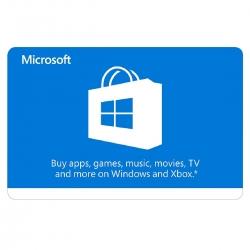 گیفت کارت 50 دلاری مایکروسافت مدل MS50
