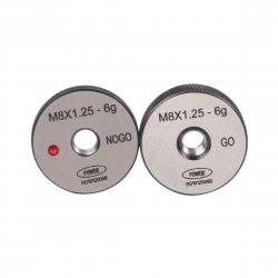 گیج رینگی مدل M8x1.25 6g بسته 2 عددی