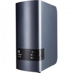 هارد دیسک اکسترنال وسترن دیجیتال مدل  My Cloud EX2 Ultra ظرفیت 16 ترابایت
