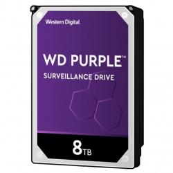 هارددیسک اینترنال وسترن دیجیتال مدل Purple WD82PURZ-85TEVY0 ظرفیت 8 ترابایت