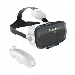 هدست واقعیت مجازی بوبو وی آر مدل Z4 mini به همراه دسته بازی