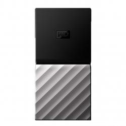 حافظه SSD اکسترنال وسترن دیجیتال مدل My Passport ظرفیت 256 گیگابایت