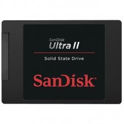 حافظه SSD سن دیسک مدل Ultra II ظرفیت 240 گیگابایت