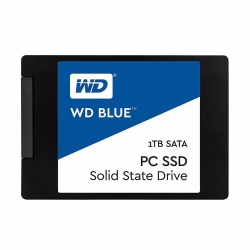 حافظه SSD وسترن دیجیتال مدل BLUE WDS100T1B0A ظرفیت 1 ترابایت