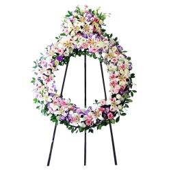 حلقه گل مدل خاطره