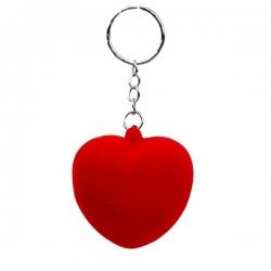 جاکلیدی دخترانه مدل قلب جغجغه ای arina