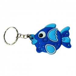 جاکلیدی دخترانه مدل ماهی کد 547